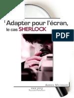 Adapter pour l'écran, le cas Sherlock
