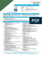 Reformas fiscales 2014 SLP