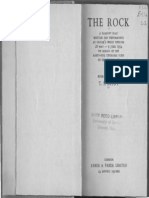 The Rock - A Pageant Play - T.S. Eliot