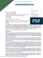 Biological Research - Genetic Polymorphism in Eight Chilean Strains of the Carotenogenic Microalga Dunaliella Salina Teodoresco (Chlorophyta)