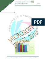 Manual de Excel 2010-Profesor Juan Carlos