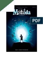 Matilda the Musical Script