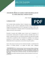 Jms Modelo de Habeas Corpus en El Cpc