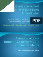 Comunicazione e Innovazione