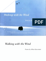 Abbas Kiarostami-Walking With the Wind (Voices and Visions in Film, 2) (2002)