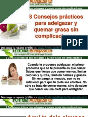 Adelgazar sin dietas martins pdf