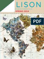 Galison Spring 2014 Catalog