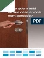 WEG Weg Na Sua Casa 1013 Catalogo Portugues Br