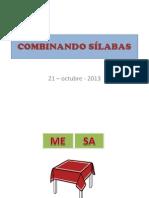 COMBINANDO SÍLABAS 2