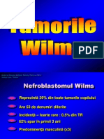 CURS Tumorile Wilms