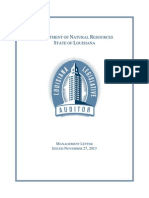 Department of Revenue - Oil & Gas Industry Taxes Audit
