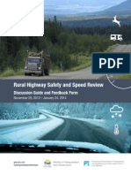 Safety Speed Discussion Guide