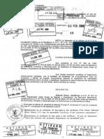 DECRETOnº49-2009( modifica ds 355-95 AREAS DE MANEJO)
