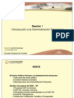 20110524-PPT-Sesion 1 Siaf_Basico Parte I