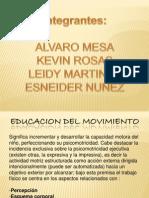 Epistemologia Educacion Del Movimiento