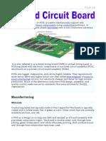 Printed Circuit Design