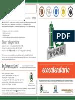 Calendario Porta a Porta 2014 Definitivo Gardone Riviera 02/12/2013