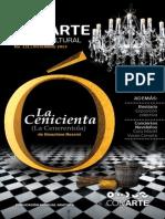 Agenda cultural de Conarte | diciembre 2013