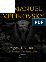 Ramses II and His Time - Ages of Chaos II -  Immanuel Velikovsky
