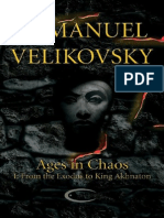 From the Exodus to King Akhnato - Ages of Chaos I _  Immanuel Velikovsky
