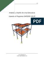 Analisis y Diseño de una Estructura