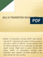 Boli Cu Transmitere Sexuala (Bts)