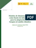 Informe ACC Bosques WWF