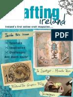 Issue 1 Crafting Ireland May 2011