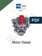 Senai-BA - Motor Diesel