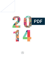 Friends of Bangladesh Calendar 2014 [Screen]