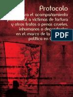 Protocolo para el acompañamiento psicosocial a victimas de tortura y otros tratos