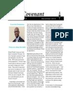 The Covenant Dec 2013