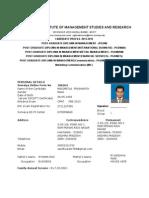 Kj Somaiya Application Form