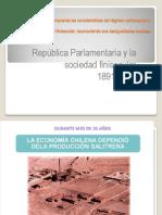 Republic a Parlament Aria