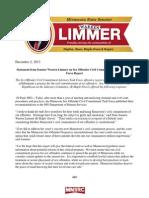 12.2.13 MSOP Limmer [Statement]