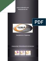 Catálogo General ÓVALO global services