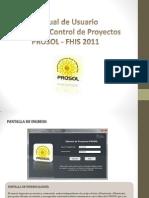 Manual de Uso Sistema Prosol