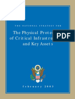 National Strategy for Physical Protection of Critical Infrastructures 140133 7
