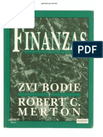 Finanzas - Zvi Bodie & Robert C. Merton