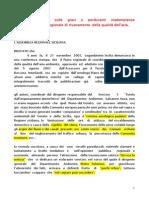 Mozione Movimento 5 Stelle Assemblea Regionale Siciliana Ritiro Dal Sito Regione Piano Aria Sicilia Copiato n