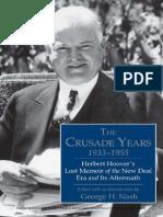 The Crusade Years, 1933–1955