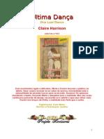 Claire Harrison - Ultima Dança (Julia Extra 02.2)