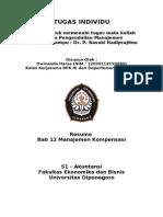 Bab 12 Kompensasi Manajemen