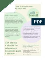 O que é a Gift Brazil?