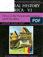 General History of Africa - Volume VI - Africa in the Nineteenth Century Until the 1880s