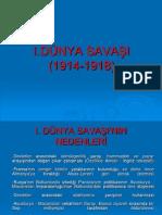 5-I.Dünya Savaşı.ppt