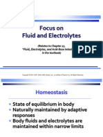 Ch 17 Fluid and Electrolytes