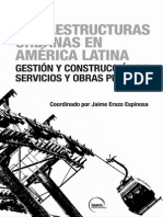 Infraestructuras Urbanas en América Latina