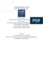 A Virtuous Circle__pipanorris_Conclusion_Political Communications in Postindustrial Societies