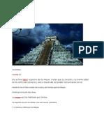 La Mitología Maya